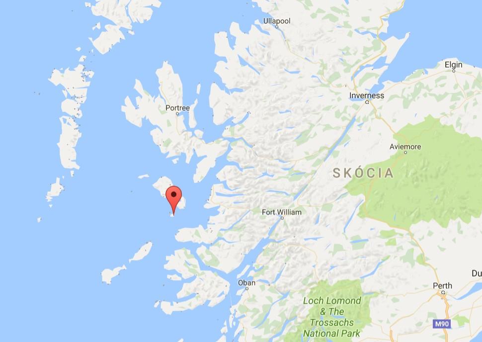 skót sziget