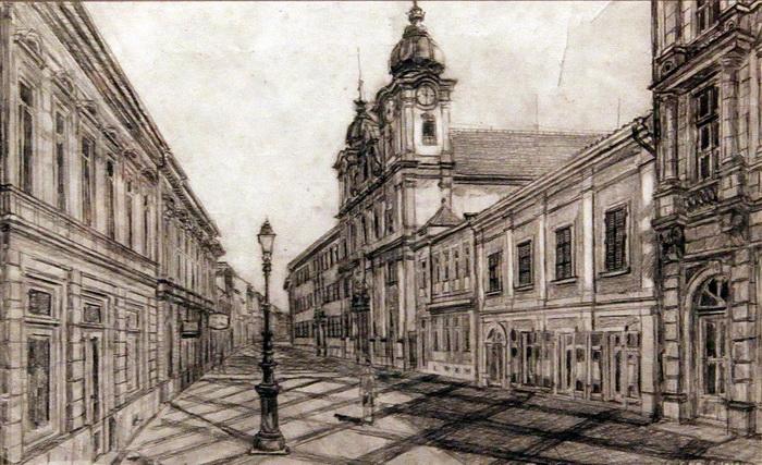 A Király utca Gyuri szemével