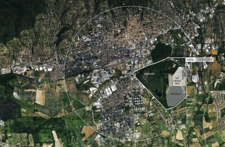 Tüskésrét: négy belvárosnyi területen lehet majd szórakozni
