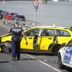 Taxist üldöztek a rendőrök