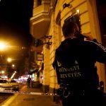 Robbanás történt Budapest belvárosában