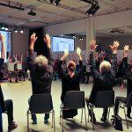 Kreatív tánc Parkinson-kórosoknak Pécsen