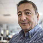 """Bayer Zsolt Pécsen: A migrációt """"valakik elindították"""""""