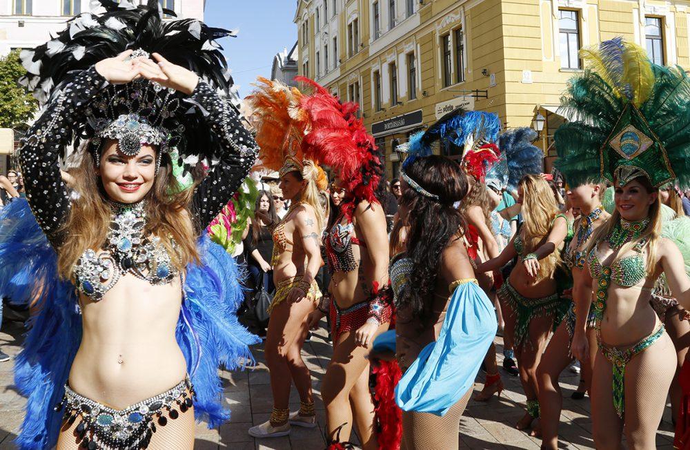pécs city karnevál, hl04