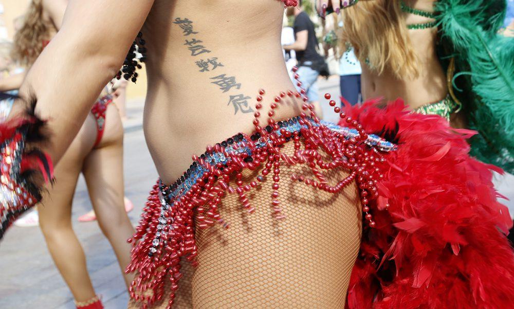 pécs city karnevál, hl22