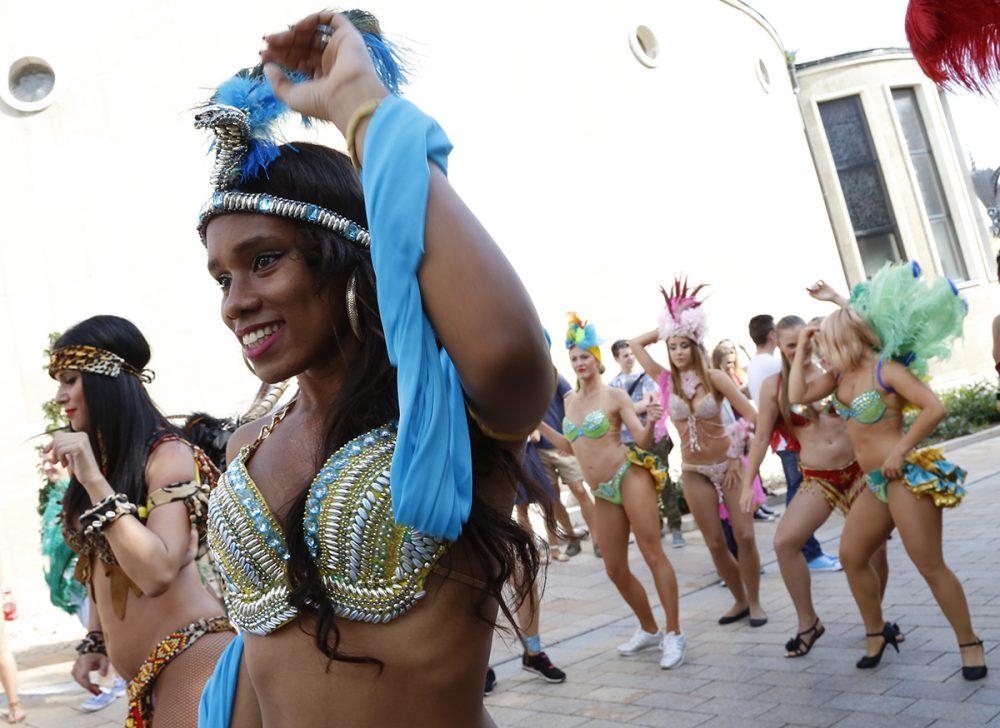 pécs city karnevál, hl23