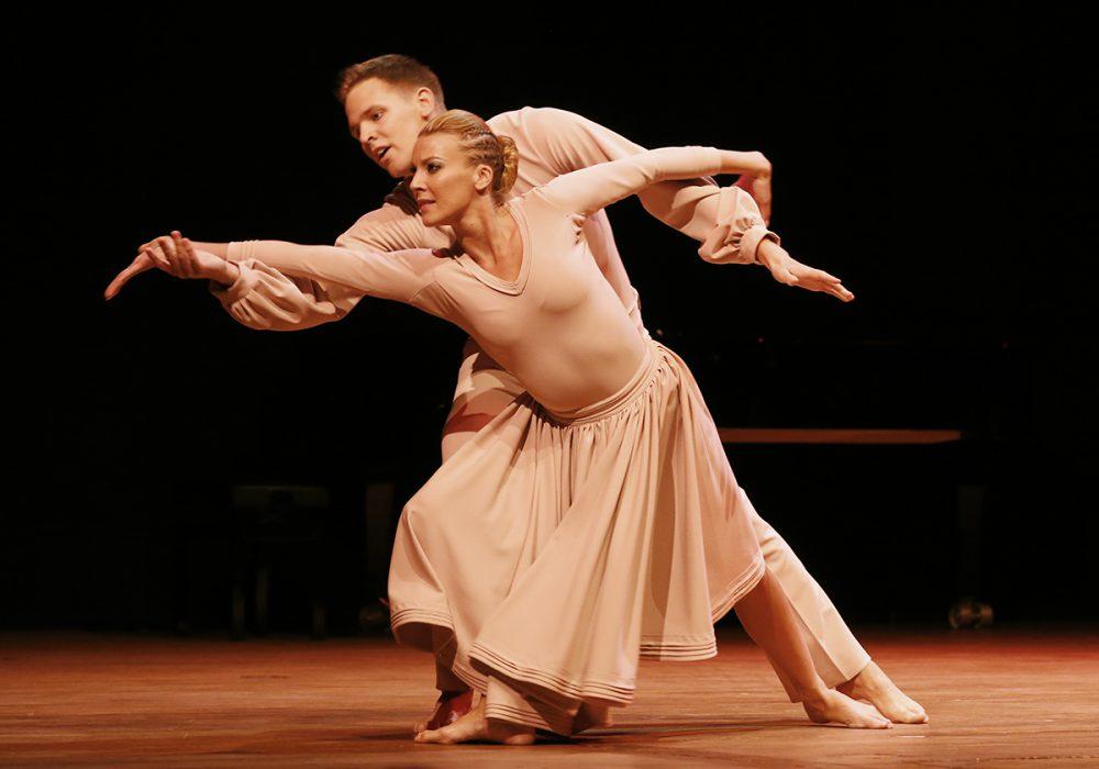 Nem csak beszédekből állt a délután, a Pécsi Balett legjobbjai is felléptek
