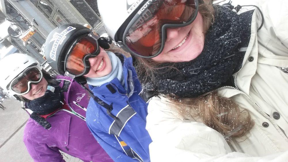 Síelés Coloradó hegyeiben: élete legnagyobb élménye volt
