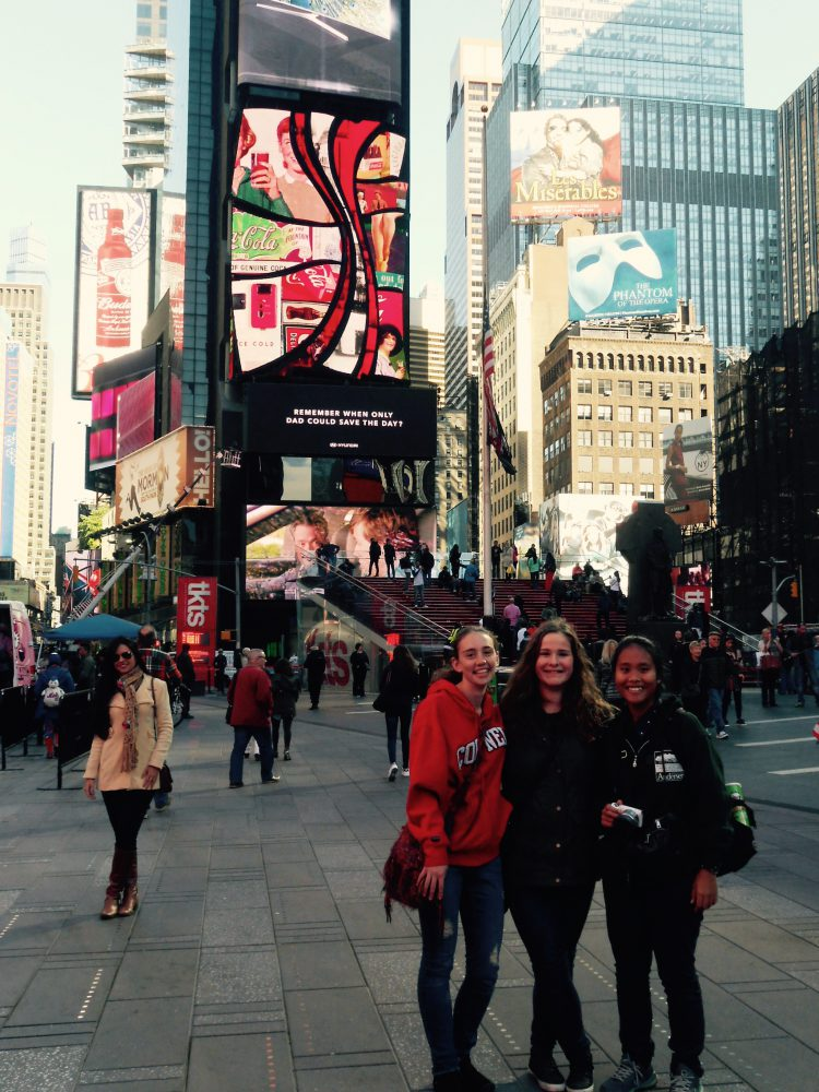Viki New Yorkban