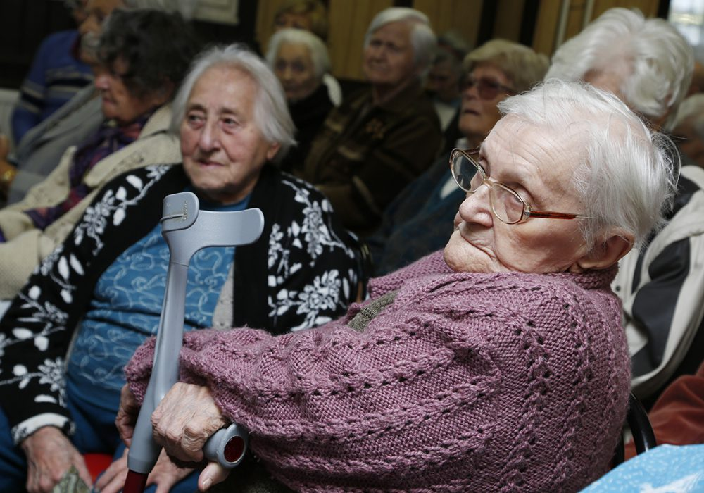 idősek világnapja, tüzér otthon, hl05