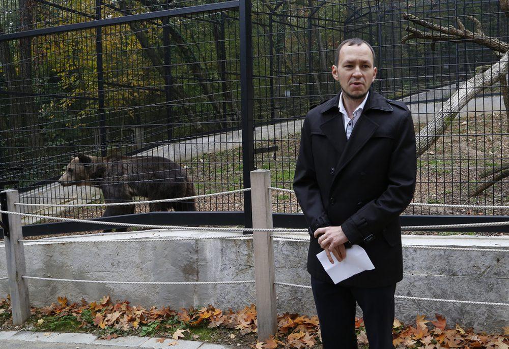 Őri: folyamatosan újul meg az állatkert