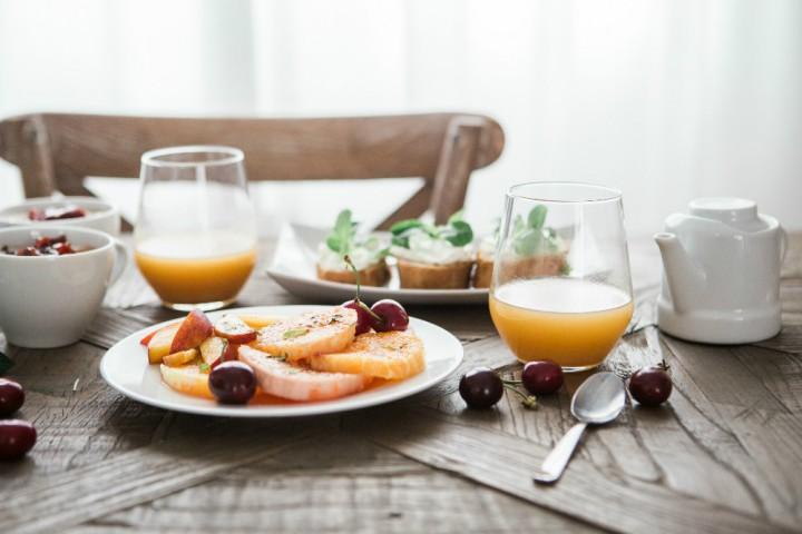szőlő, reggeli, konyha, recept, gasztronómia, főz
