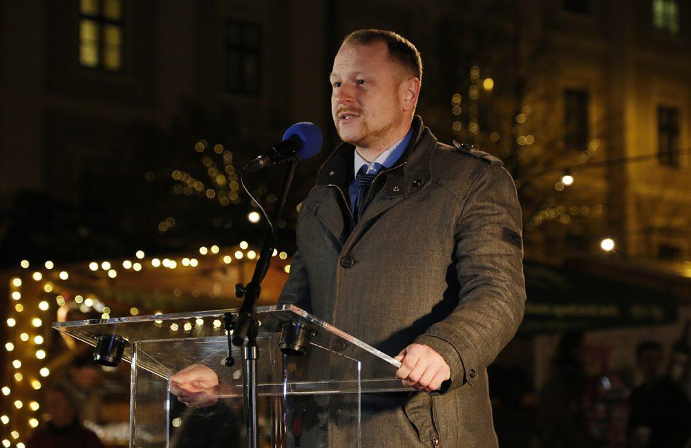 Decsi István alpolgármester nyitotta meg az ünnepet
