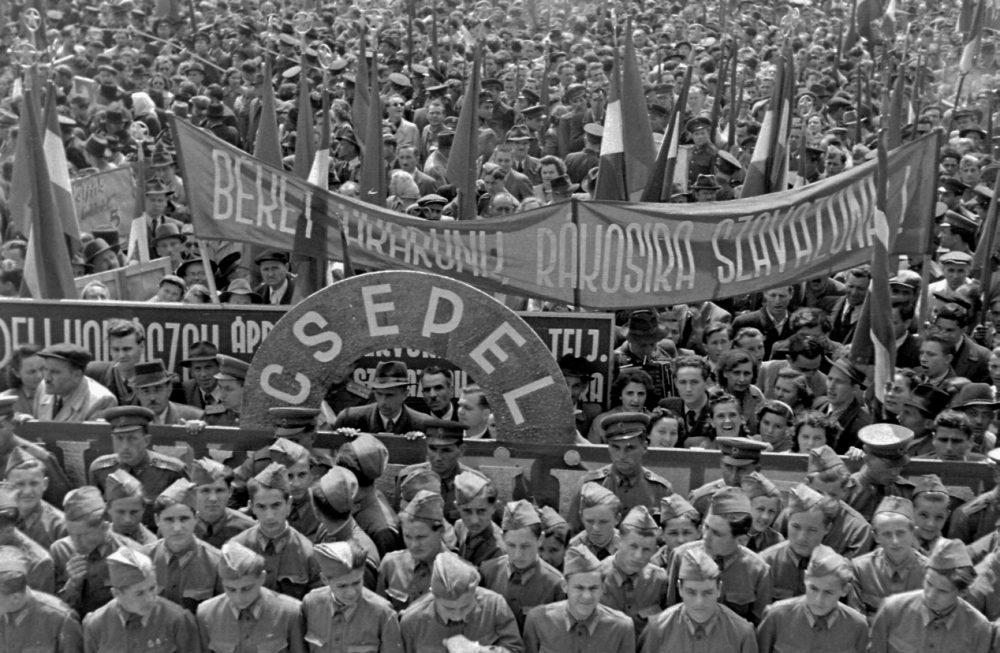 magyar dolgozók pártja