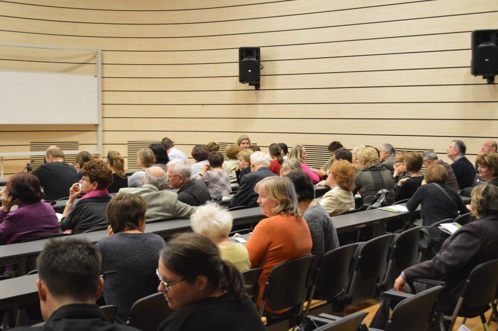 tudásközpont csorba - konferencia