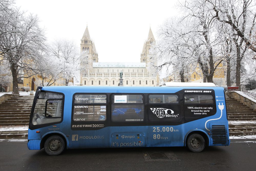 elektromos buszok, hl02