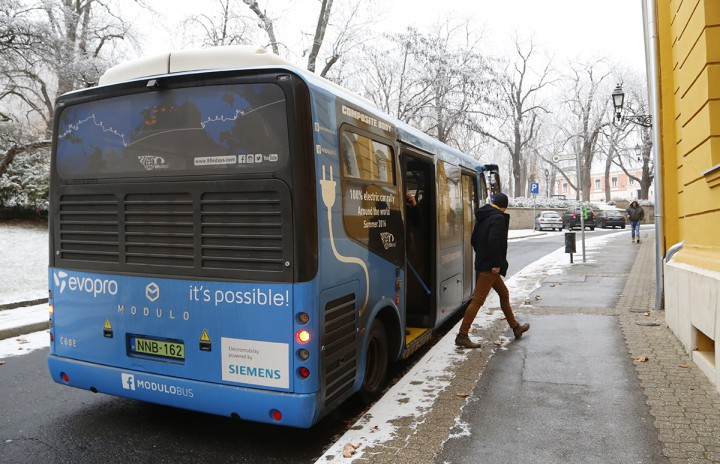 elektromos buszok, hl05