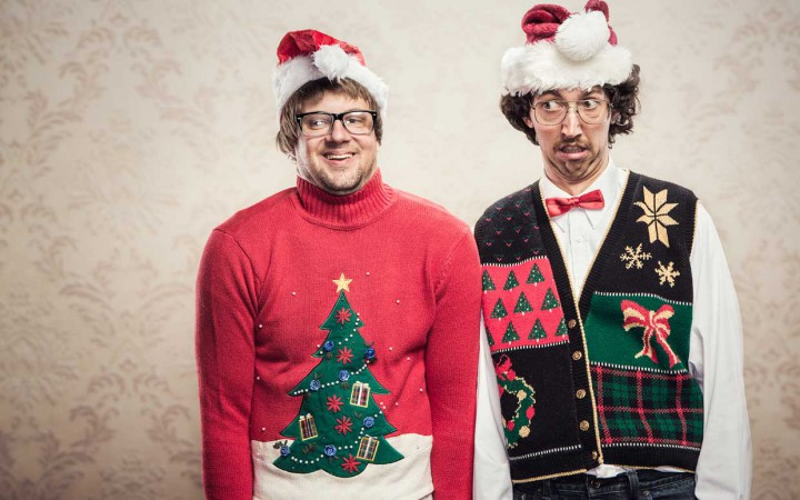 karácsonyi csúnya pulcsi nap