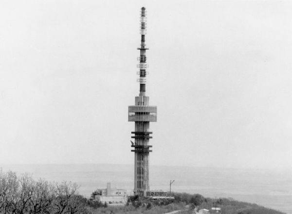 Így nézett ki a torony 1973-ban