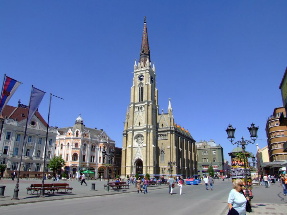 Újvidék is EKF város lett, amiben Pécs is közrejátszott