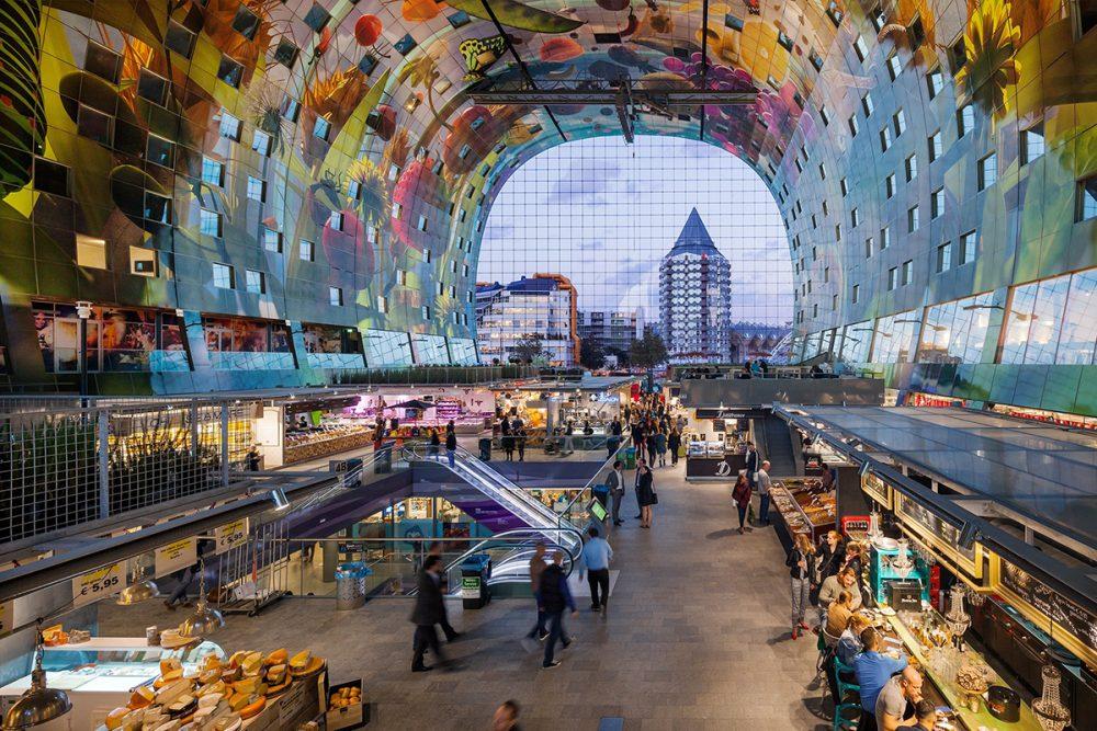 Rotterdam, vásárcsarnok, hl01