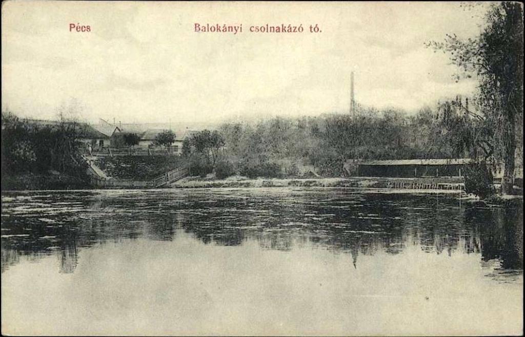 balokány 1900