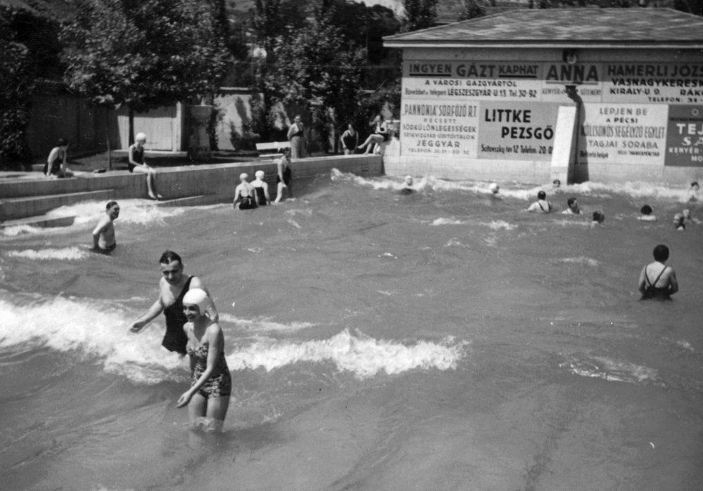 Egy 1936-os Littke-reklám a Hullámban