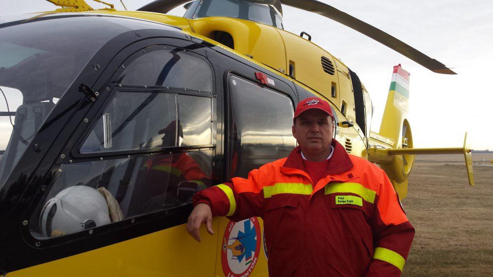 koltai zsolt mentőhelikopter