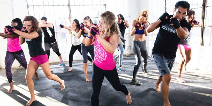 piloxing, sport, box,