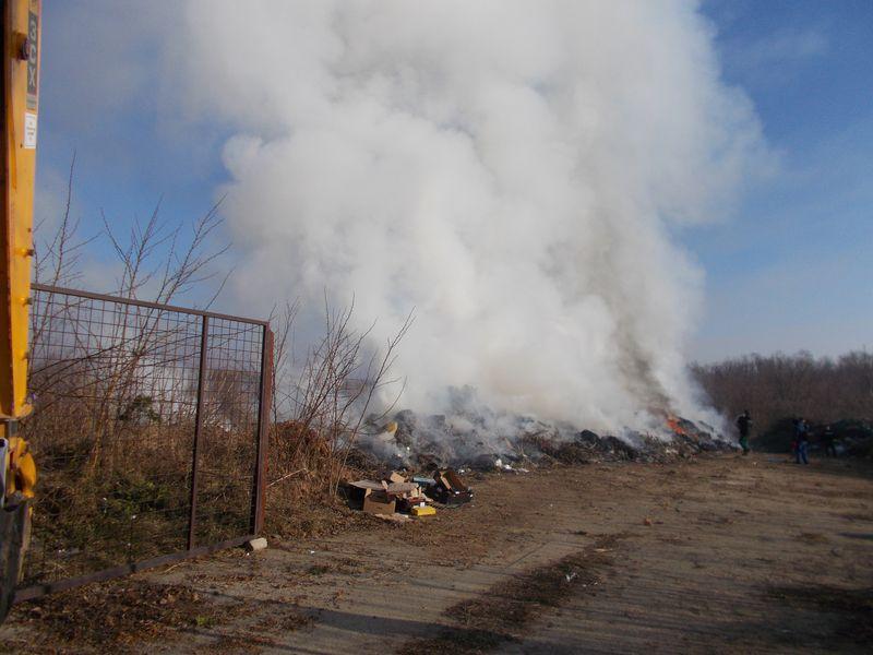A pécsváradi tűz is méretes volt