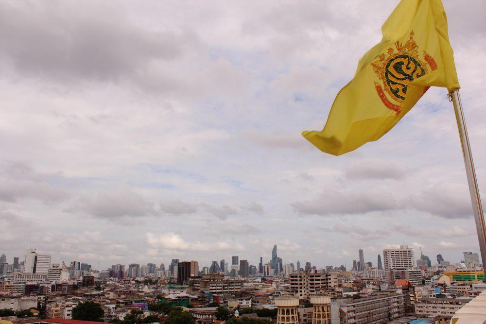 Bakngkok: a 15 milliós város, ahol Sanyi él