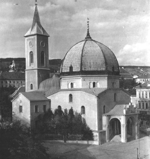 A Belvárosi templom 1930-ban