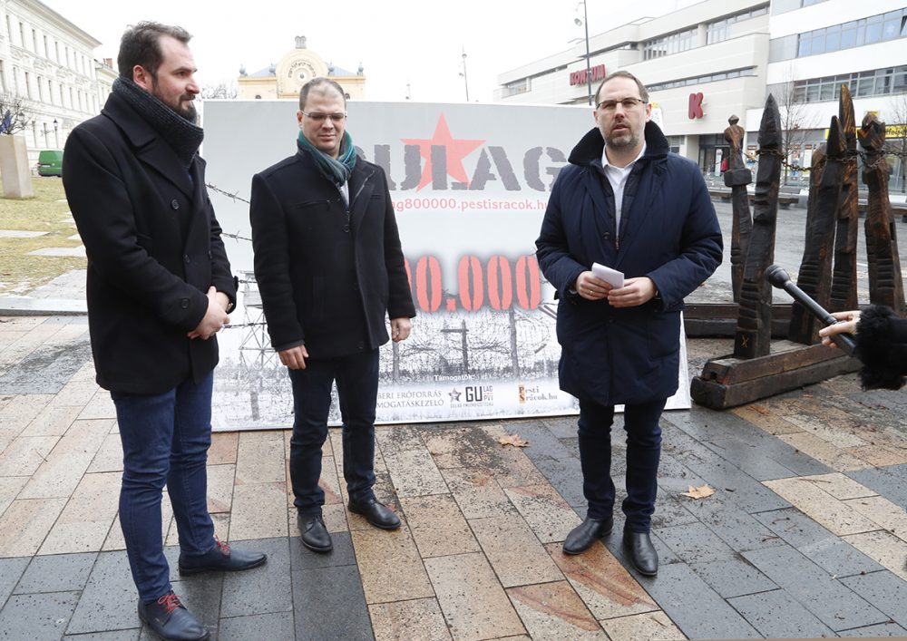 gulag installáció, hl03