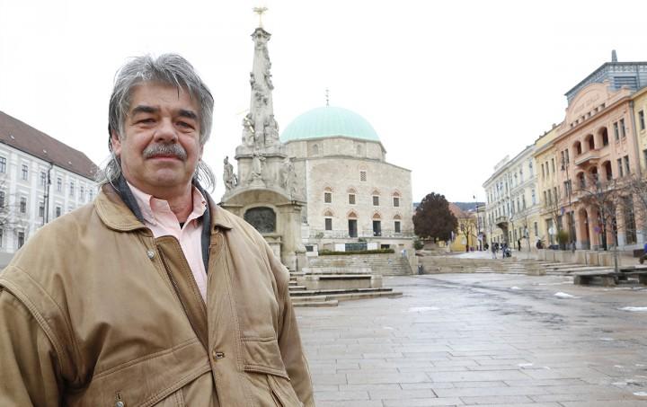 Amatőr helytörténész, aki sokat tett a város múltjának megismertetéséért