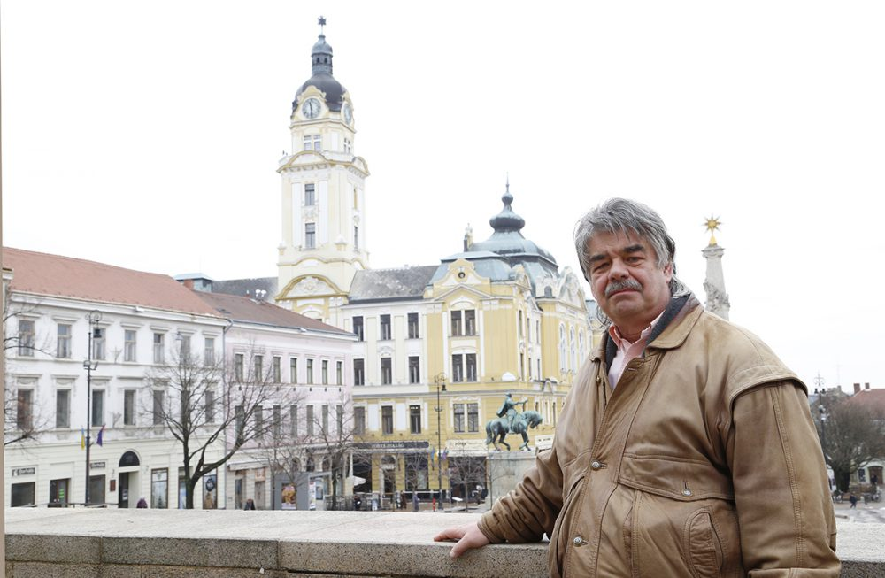 Beleásta magát Pécs múltjába