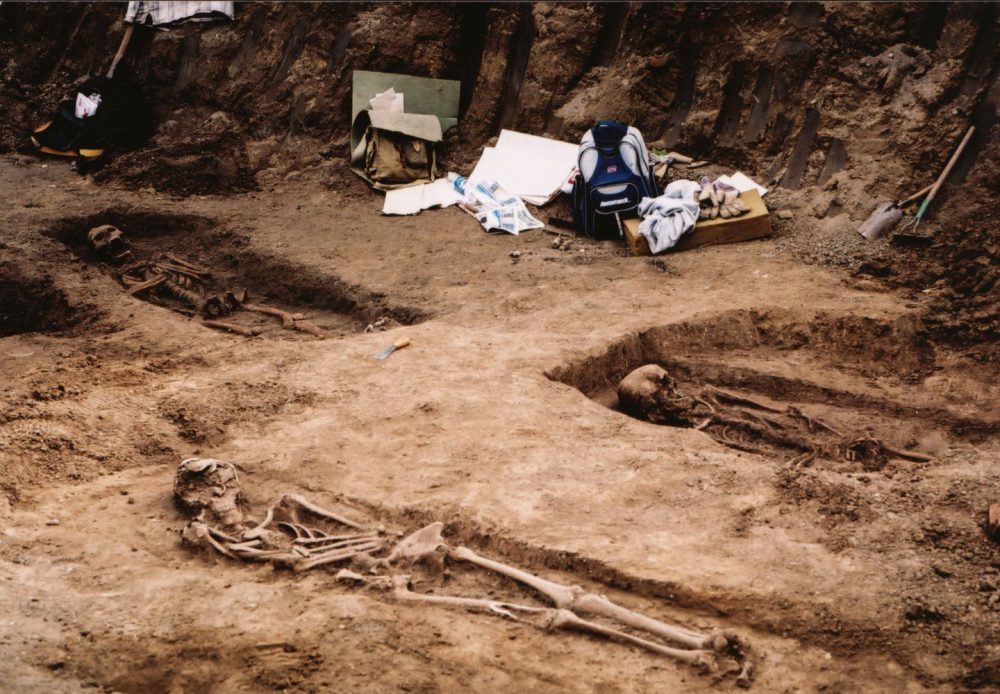 római csontok