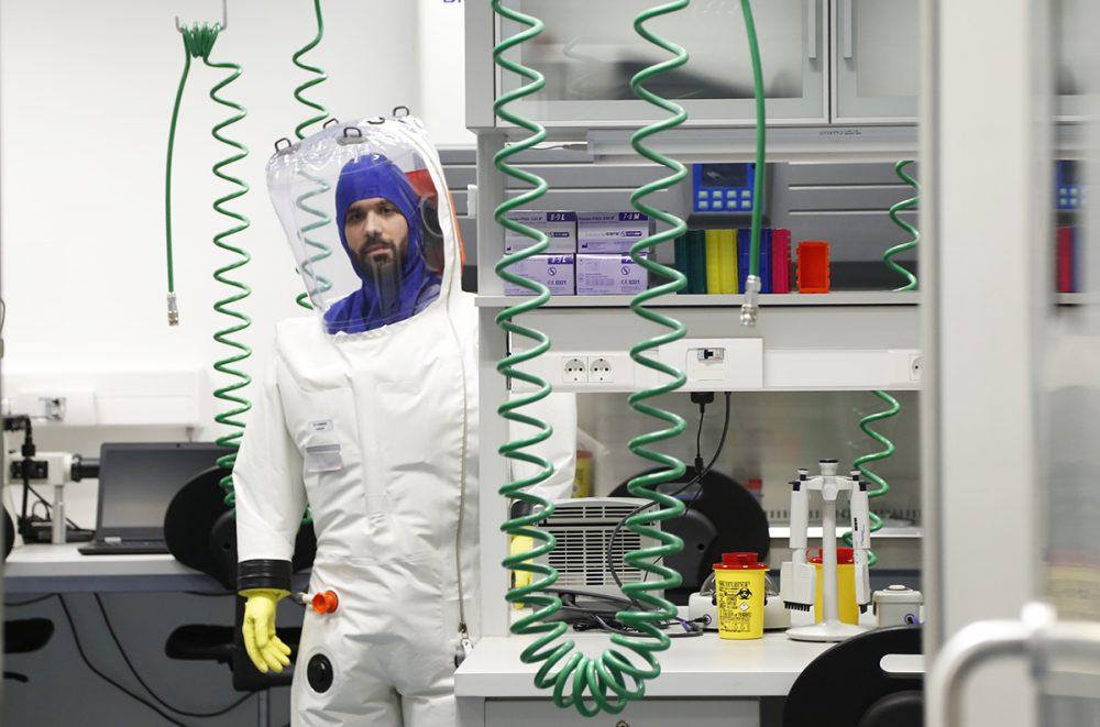 virológiai labor, szent ágotai kp, hl06