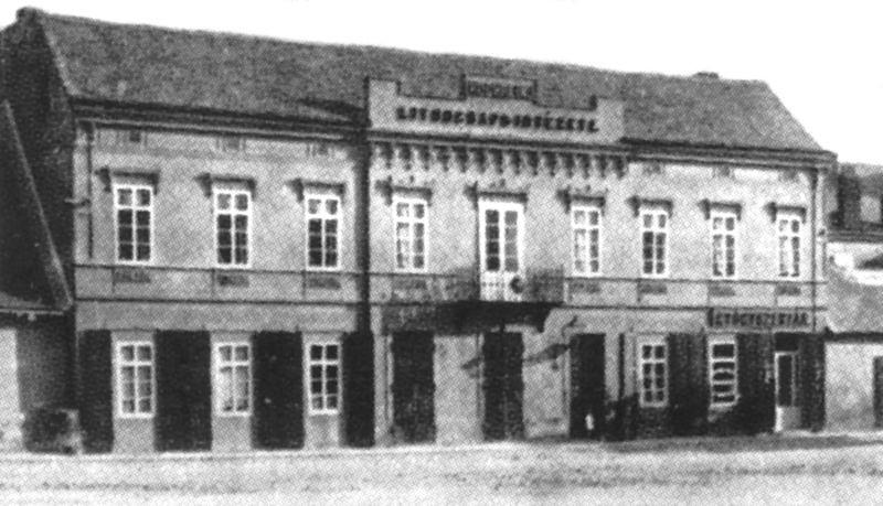 A Hochrein-nyomdának is búcsút inthetett Pécs (Forrás: Régi Pécs Blog)