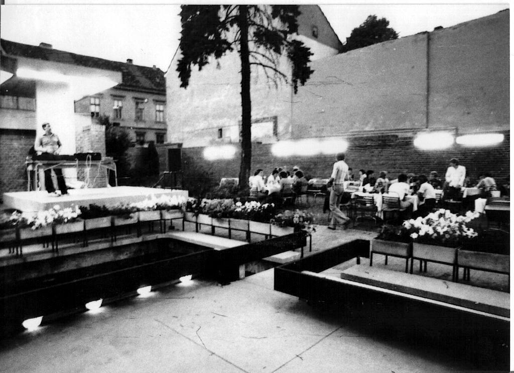A FEK kerthelyisége 1970-ben