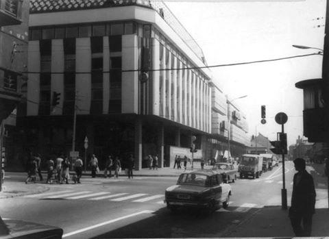 A Konzum 1981-ben (Forrás: Régi Pécs Facebook)