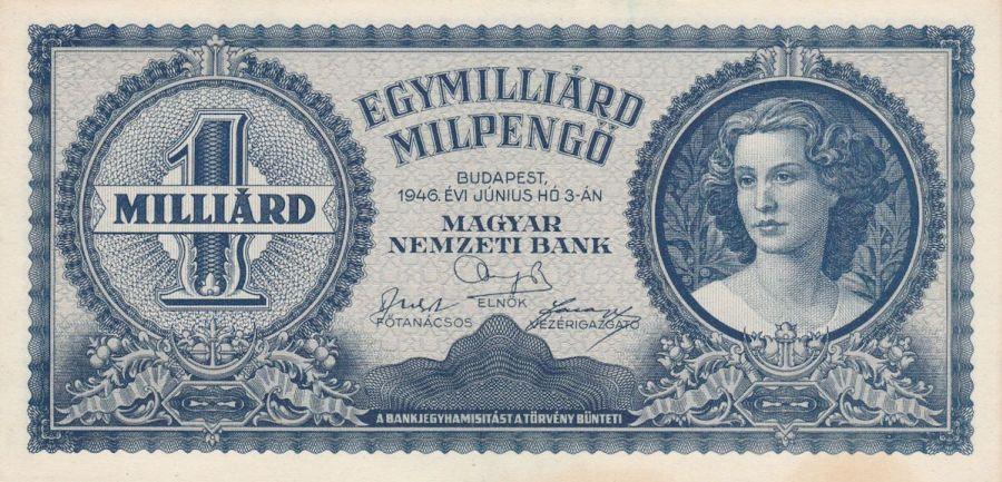 A hiperinfláció csodája Pécsre is elért
