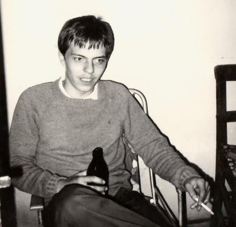 Hardy a '80-as évek elején
