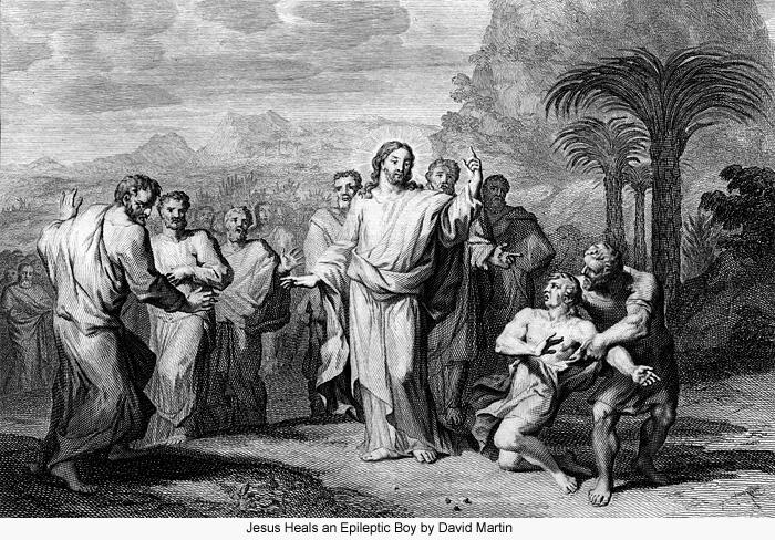 epilepszia jézus