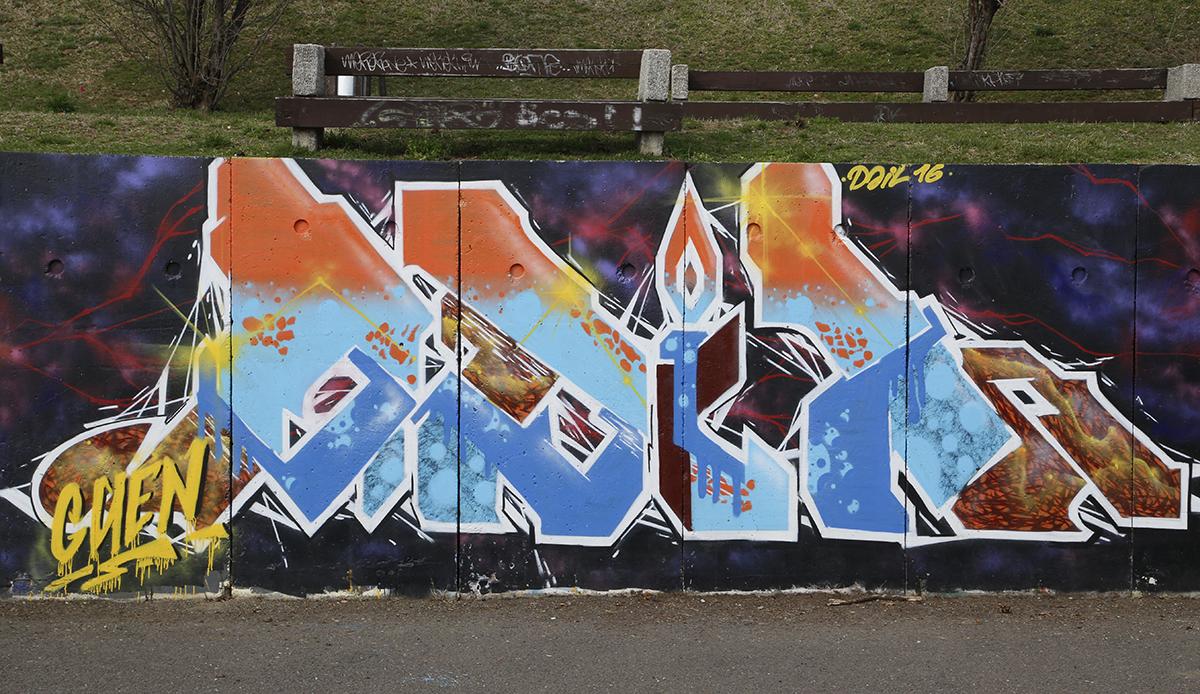 graffiti, hl02