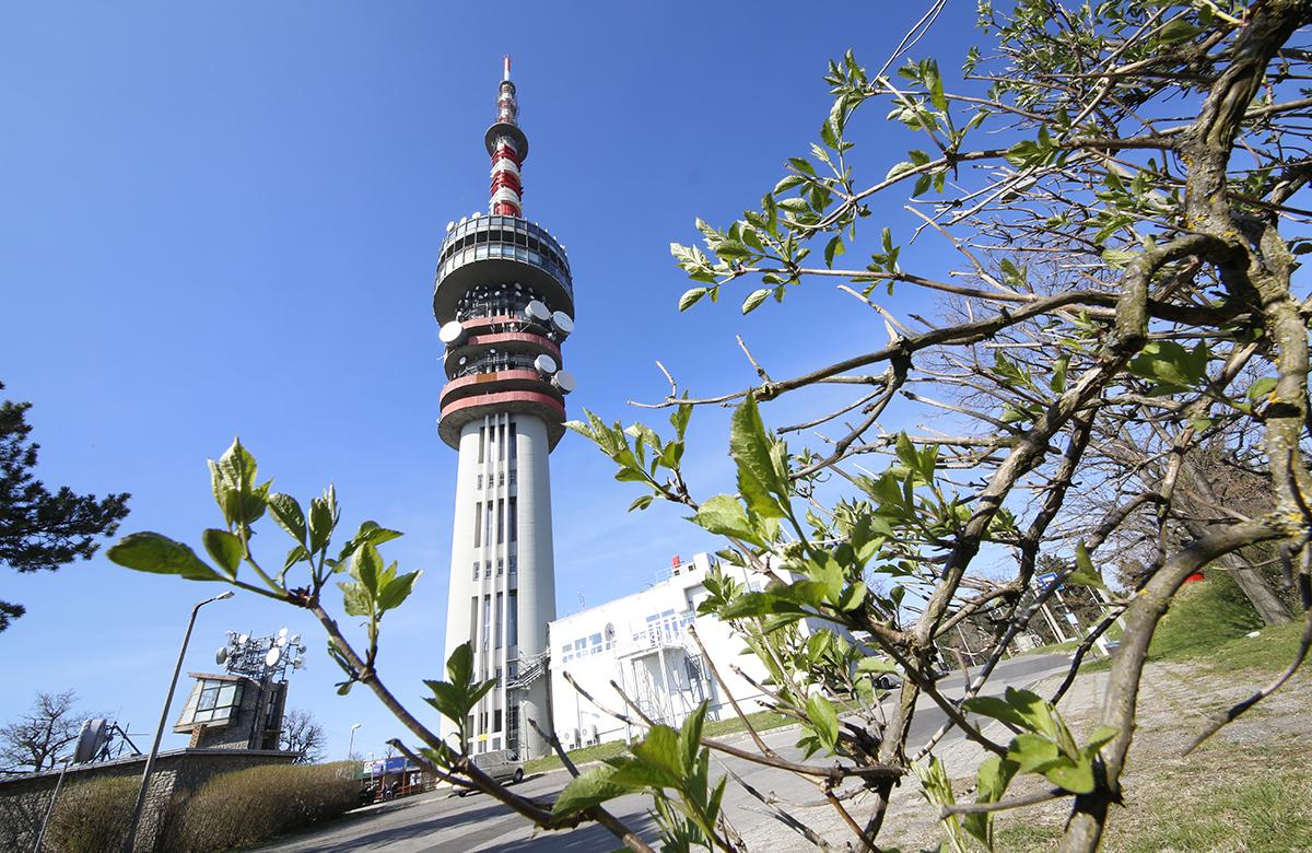 A tv-torony is a kalandorok célpontja lesz!
