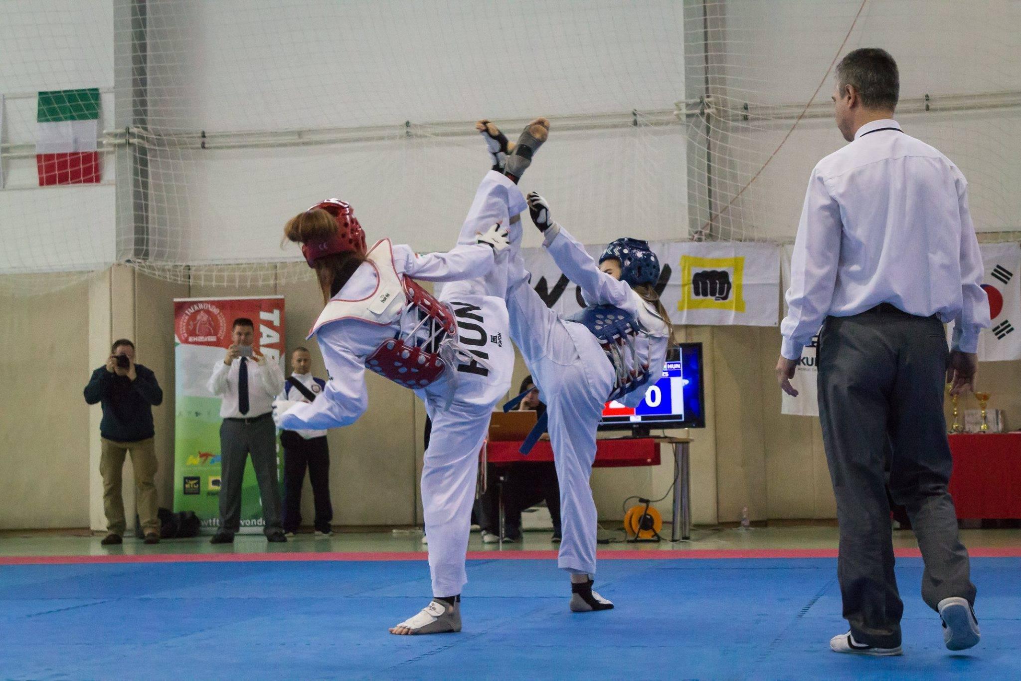 taekwondo, harcművészet