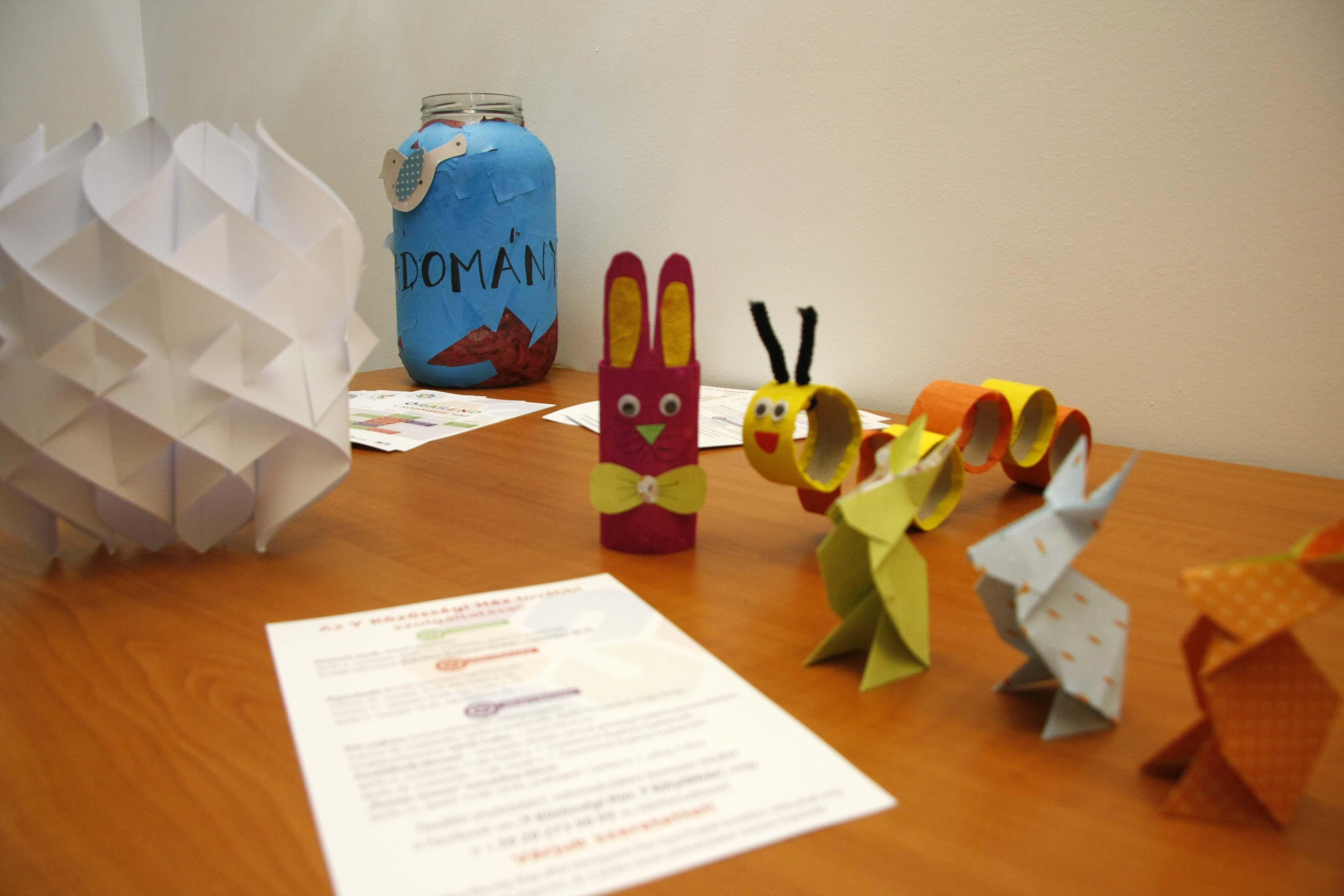 A kreatív foglalkozások kedvelőinek is szól program a közösségi házban