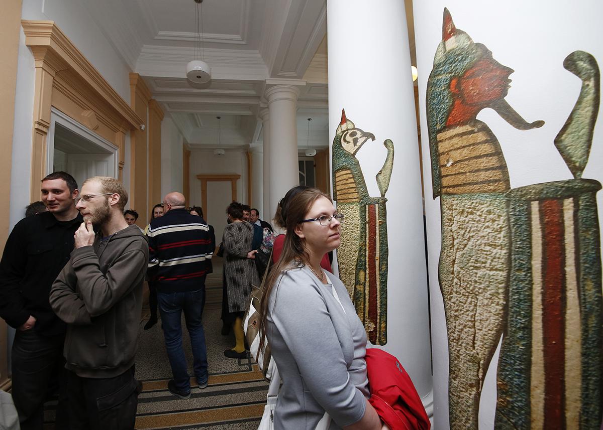 Egyiptomba repít majd a múzeumi majális