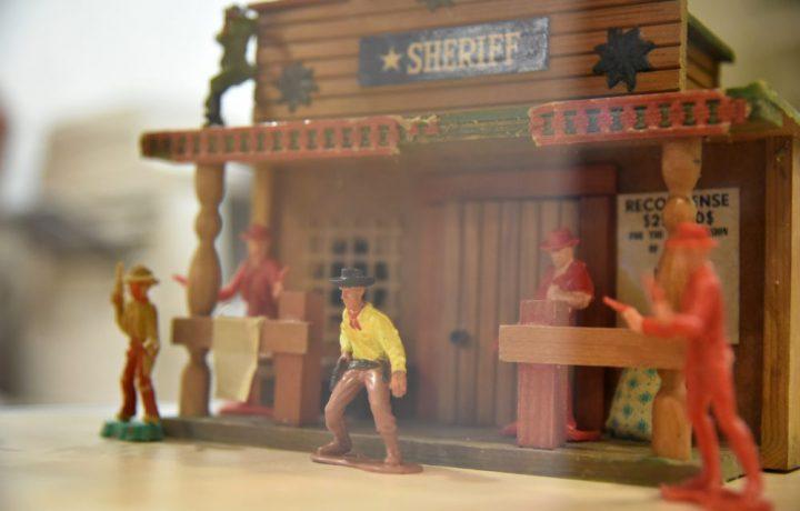 sheriff, makett