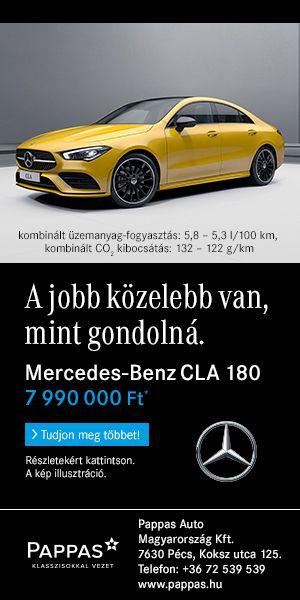 Pappas reklám
